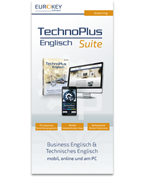 Flyer TechnoPlus Englisch Suite