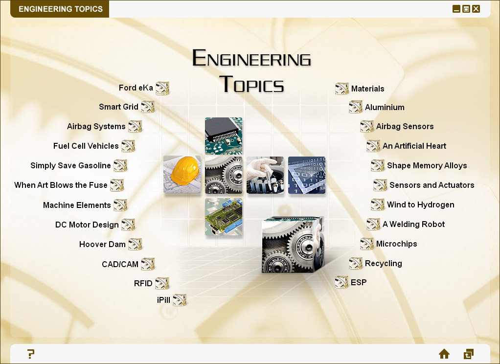 TechnoPlus Englisch - Engineering Topics