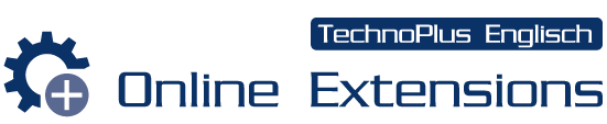 Logo TechnoPlus Online Extensions