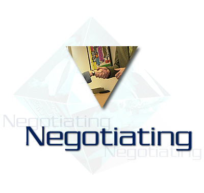 SITUATIONS Negotiating